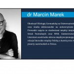 Marcin Marek a